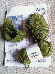 Flax Tin Can Knits Drops