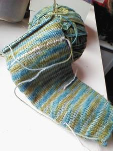 Afterthought Heel Socks