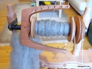 Gotland Handpun Yarn