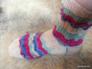 CYOA socks!