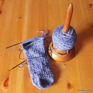 Longing For Spring Socks 2