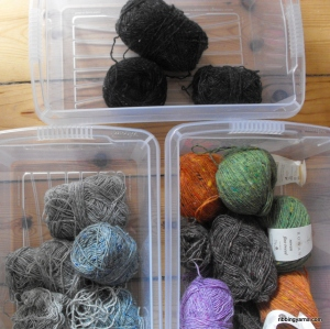 Northdale Yarn Choice