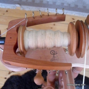 Whitefaced Woodland Yarn